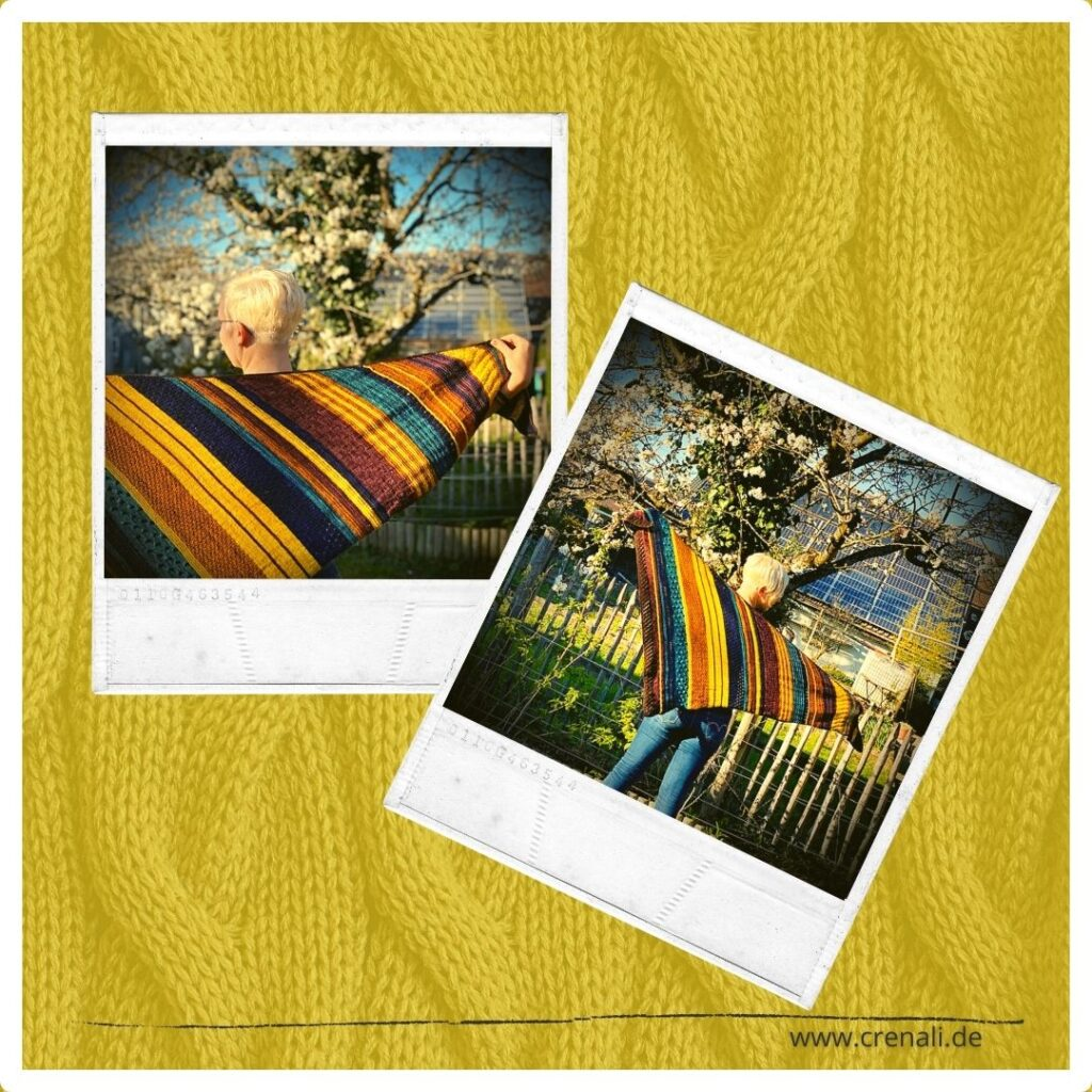 Dancing Colours   Spindelträume - Farb- und Mustermix