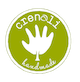 Mit Pflanzen und viel Liebe handgefärbt!-Logo